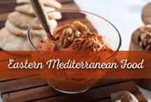 Eastern Mediterranean Food / Travel along with Al Wadi Al Akhdar diverse flavors, which draw from the tastes of countries all across the Mediterranean, Middle East and of course Lebanon.
