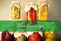Our Heritage / Discover Lebanon's history and its traditions! Find out more about how Lebanese products are preserved and the nature of this celestial country.