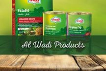Al Wadi Products / Discover the diverse range of Al Wadi Al Akhdar products that will make your tummy rumble!