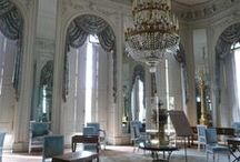 All about castles / Castles around the globe from all periods of history and their interior decoration