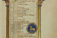 Medieval art / Forms of middle age art, illuminated books and so on