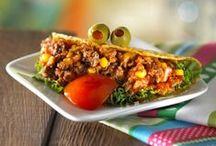 Lunch / almuerzos deliciosos / Recetas para la hora del lonche y las loncheras de tus hijos