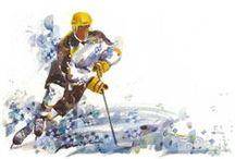 Sports Artwork