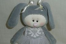 Designer Animal Toys - Bunny