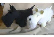Designer Animal Toys - Cats & Dogs