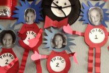 Dr Seuss Theme / Everything Dr Seuss :)! Dr Seuss classroom ideas, activities and crafts. / by Rosemary Sarich