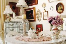 Vintage shabby chic / by Gayla Harvey