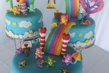 Kids Cakes & Party Ideas / Ideas for party food, games, decorating, party favours etc.