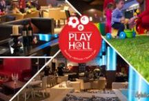 Play Hall Ioannina / Bowling Coffee Play Ground Billiards Games Sports Cafe Food