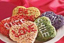 DIA DE SAN VALENTIN / Demuéstrales tu amor a tus seres queridos con estas recetas y manualidades para celebrar el Día de San Valentín.