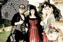 Hiç bitmeyen moda: Gotik
