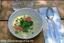 Soups / Soups (Supe, supe-creme, ciorbe)