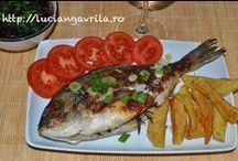 Fish Recipes / Fish dishes, salads, appetizers, soups