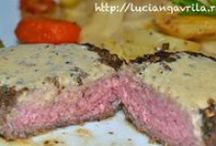 Veal and Beef recipes / Veal Beef Recipes Rețete cu carne de vită - vițel