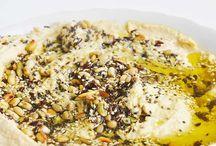 Hummus and dips / Vegan