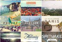 Para viajar / ideas, tips de viaje, maletas etc