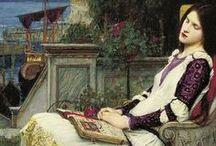 19th Century Portraits - Female Readers
