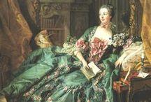 18th Century Portraits - Female Readers