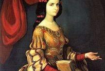 17th Century Portraits - Female Readers