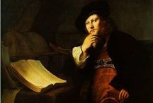 17th Century Portraits - Male Readers