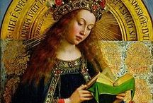 15th Century Portraits - Female Readers