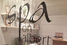 The Spa on Albert / Located in beautiful Downtown Stratford