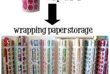 A little bit of OCD ... / Organizational ideas