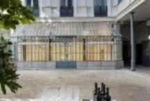 FOR EVENTS · Madrid · El Invernadero by The Sibarist / #InvernaderoTheSibarist. Singular location for events