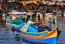 Malta und Gozo / Fotos von den schönen Inseln, freundliche Leute auf Malta und Gozo.