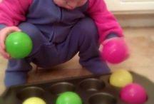 Baby Activities / Learning activities
