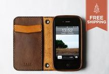 iPhone 4 / 4S Leather Cases