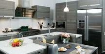 """Cuisines Design / Idées, inspiration, design, aménagement et décoration de cuisine. Des cuisines pour tous les goûts et toutes les """"bourses"""""""