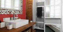 """Salle de Bains / Idées, inspiration, design, aménagement et décoration de cuisine. Les plus belles salles de bains pour tous les goûts et toutes les """"bourses"""""""