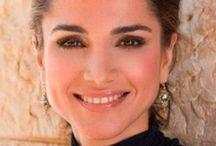 Queen Rania Jordania