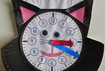 Measurement Activities {Math} / Activities for telling time, making clocks, measuring length, mass, capacity, area, perimeter etc. Suitable for homeschool, preschool, kindergarten, first grade and second grade.