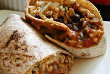 Burrittos / Healthy food
