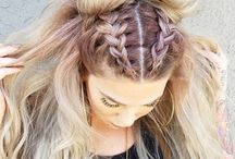 • Hair Styles •