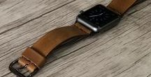 Apple Watch Bands in Minimal Style