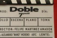 """Doble / Fotos de la película """"Doble"""" dirigida por Felipe Martínez"""