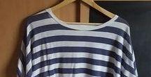 striped shirt street style / Hoe je makkelijk een simpel  gestreept T-shirt kan stijlen.