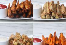 • Recipes/ Healthy Food •