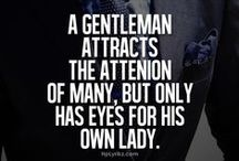 Gentle*Manliness*
