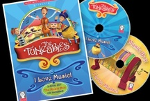 Music Learning DVD's and CD's / Early Music Education