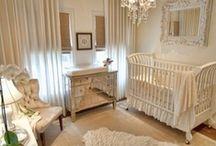 nurseries/ kids rooms / by Jonelle Frazer