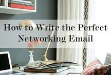 Effective Networking / Meet the right people and gain connections