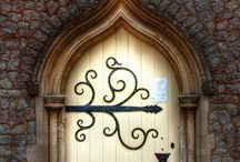 Enter Here / Beautiful and interesting doors from around the world