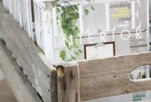 Design Inspiration - Recycle/Reuse