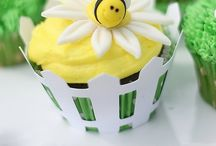 Cupcakes - Bees