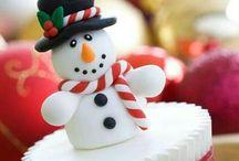 Cupcakes Xmas
