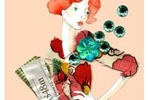 Fashion Illustrations / by Claire Trevorrow